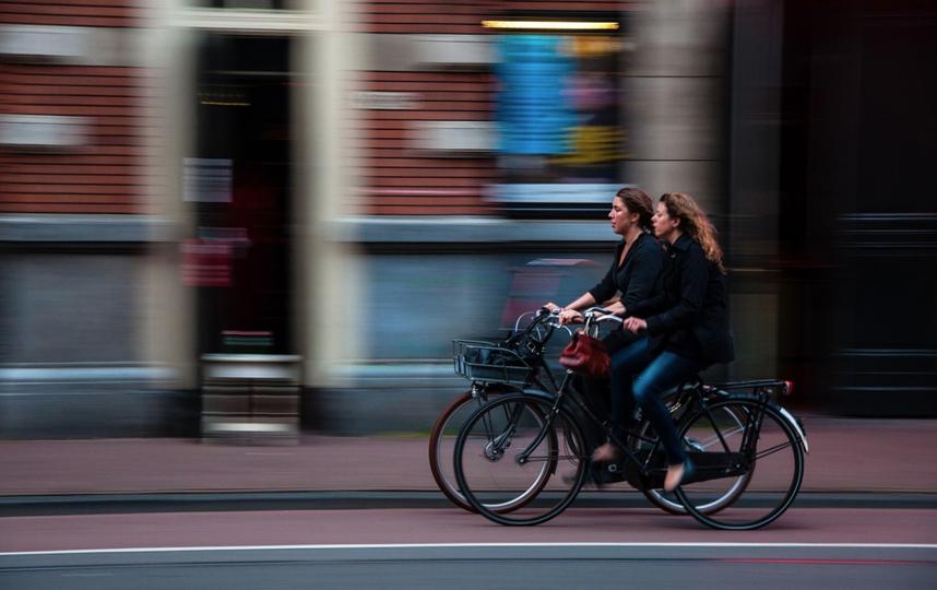 Названы самые удобные для велосипедистов города России и СНГ. Фото Pixabay