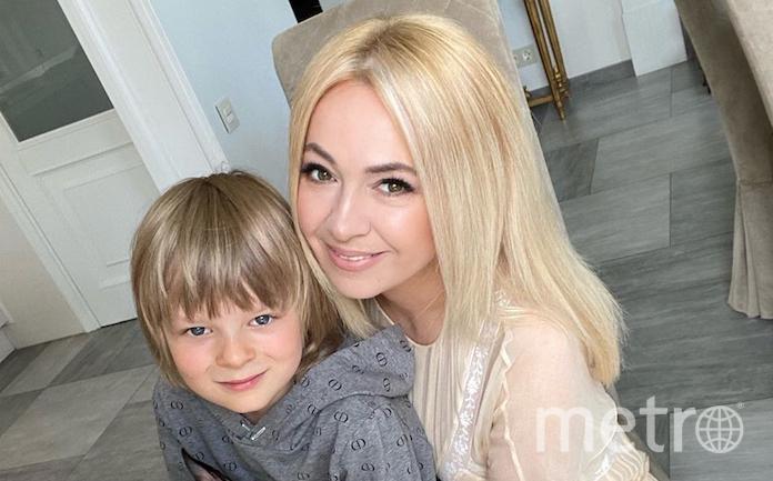 Продюсер Яна Рудковская призналась своим подписчикам, что её семилетнего сына Сашу избегают сверстники, так как считают, что мальчик болен. Фото instagram.com/rudkovskayaofficial