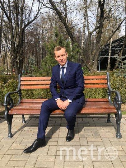 Депутат Московской городской Думы Игорь Бускин.