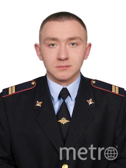 Андрей Вакуленко. Фото 25.мвд.рф
