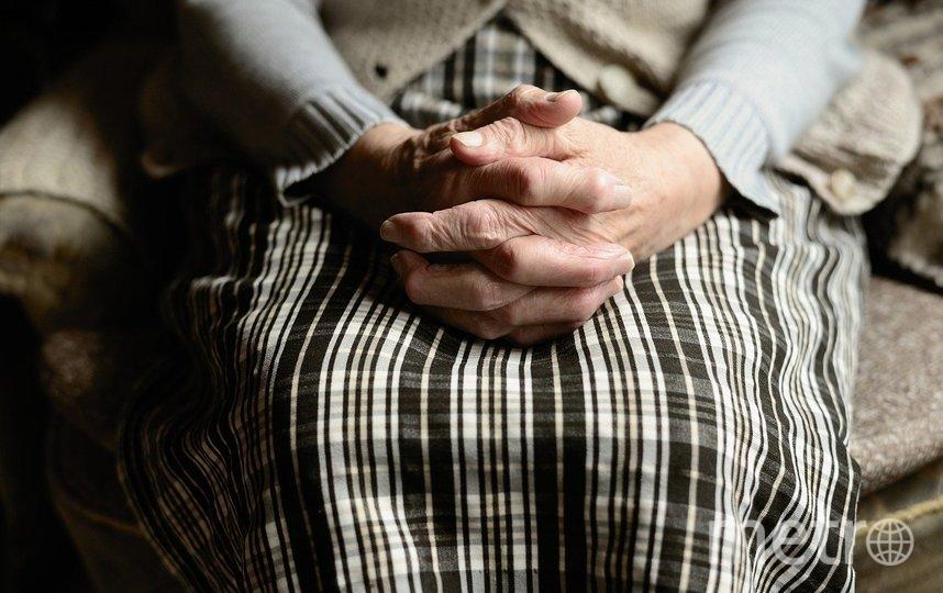 Пенсионерку доставили в больницу. Фото Pixabay