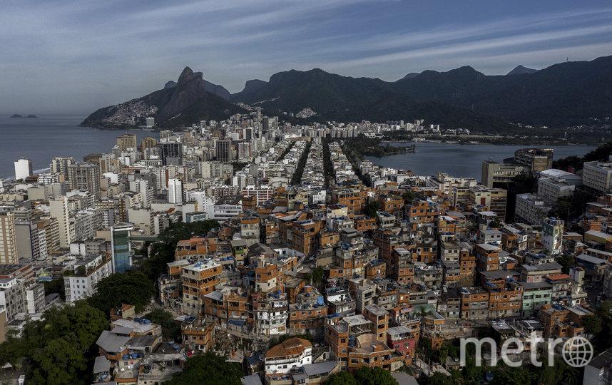 Бразилия находится на втором месте в мире по количеству выявленных случаев коронавируса. Фото AFP