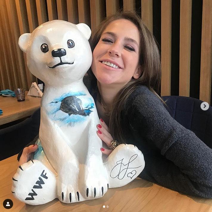 Юлия Барановская. Фото Скриншот Instagram: @baranovskaya_tv