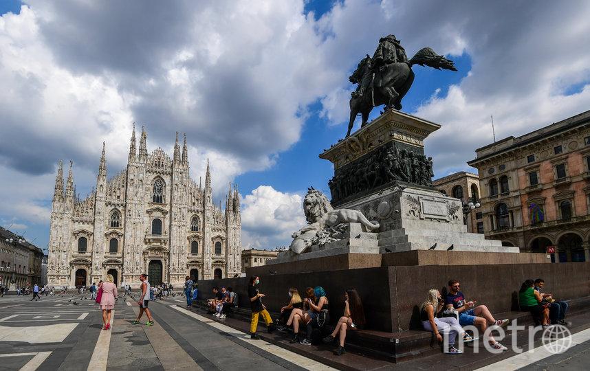 Италия продолжает смягчать карантинные меры. Фото AFP