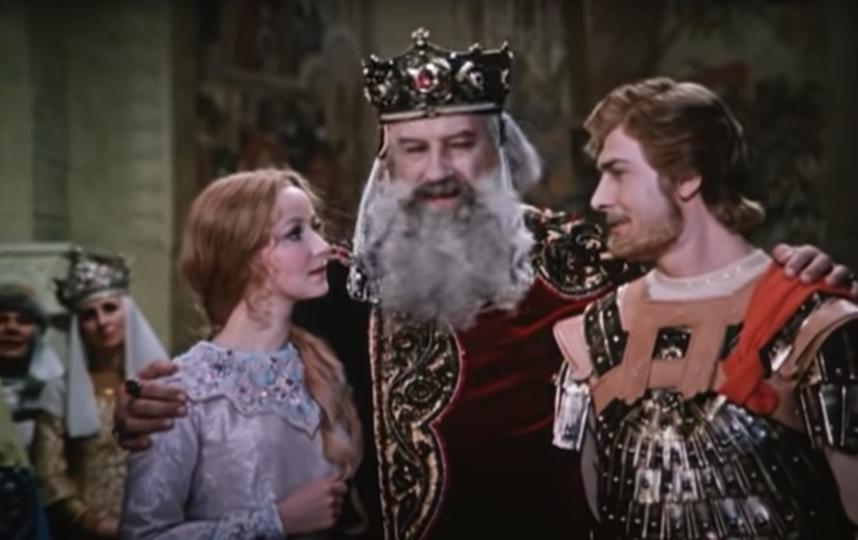 """Фильм """"Руслан и Людмила"""" был снят в 1972 году. Фото Скриншот Youtube"""
