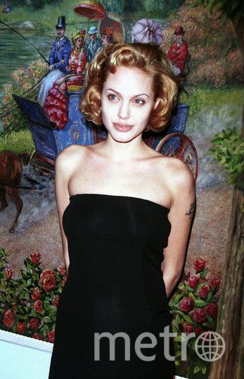 Анджелина Джоли, 1999 год. Фото Getty