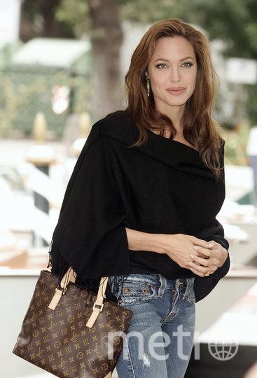Анджелина Джоли, 2004 год. Фото Getty