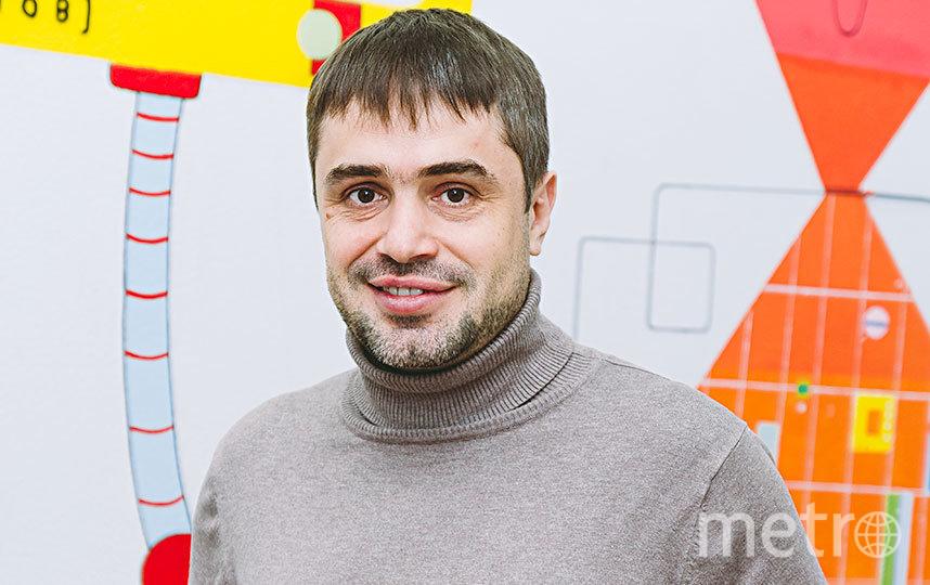 ЮРИЙ СУВОРОВ, федеральная сеть секций робототехники «Лига Роботов».