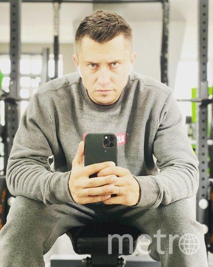 Павел Прилучный. Фото instagram.com/bugevuge.