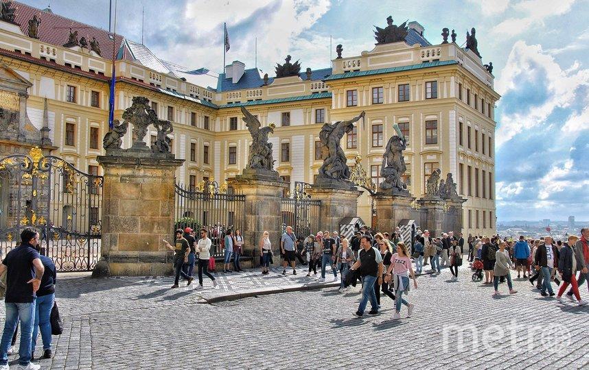 Чехия, Прага. Фото Pixabay