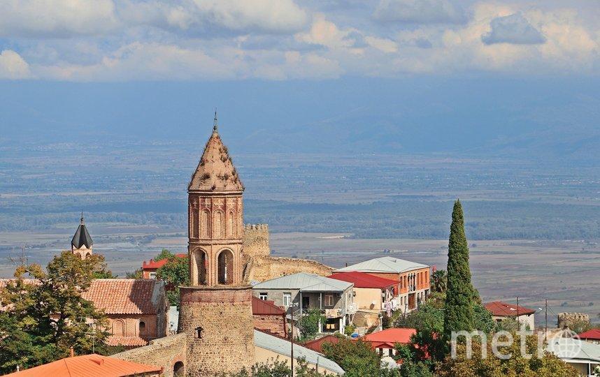 """Грузия. Фото pixabay.com, """"Metro"""""""