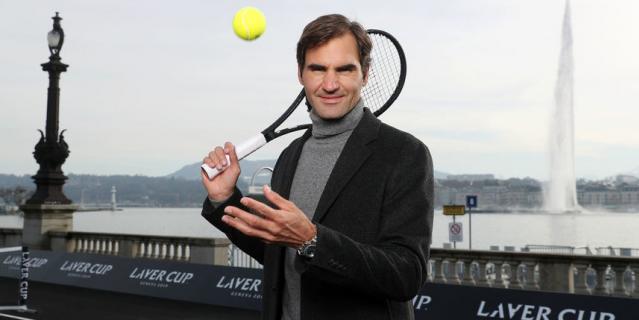 Роджер Федерер.