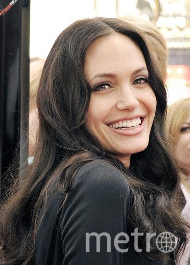 А это – настоящая Анджелина Джоли. Фото Getty