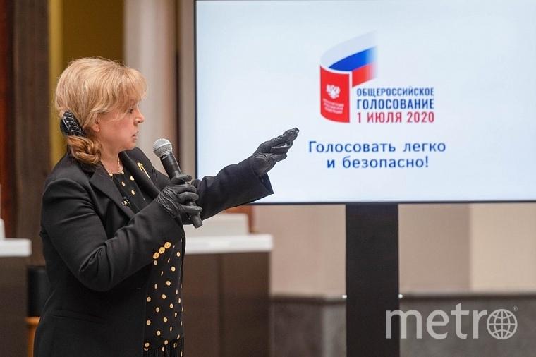 Элла Памфилова. Фото cikrf.ru