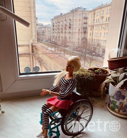 Пандемия – демоверсия нашей жизни: люди с инвалидностью запустили флешмоб. Фото instagram.com/ksyvchik