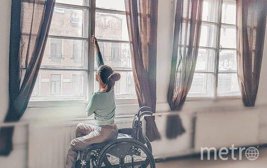 Пандемия – демоверсия нашей жизни: люди с инвалидностью запустили флешмоб. Фото instagram.com/meersonina