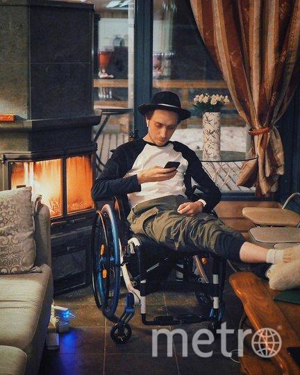 Пандемия – демоверсия нашей жизни: люди с инвалидностью запустили флешмоб. Фото instagram.com/evgeniishamshura