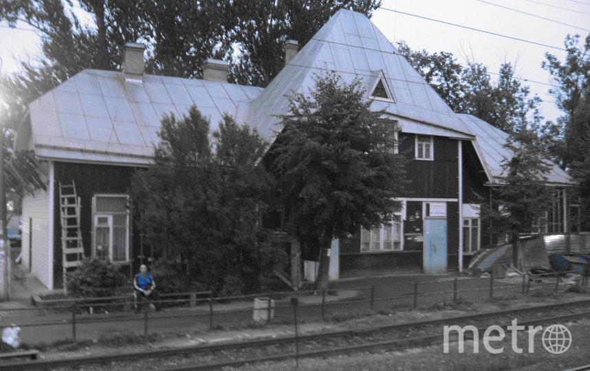 Старинный вокзал в Токсово до ремонта. Фото Дмитрий Сергеев/www.toksov.spb.ru