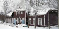 Реконструкция или снос: Вокруг старинного здания вокзала в Токсово разгорелся скандал