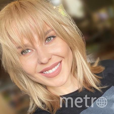 Пелагея с новой причёской. Фото instagram.com/pelageya_insta.