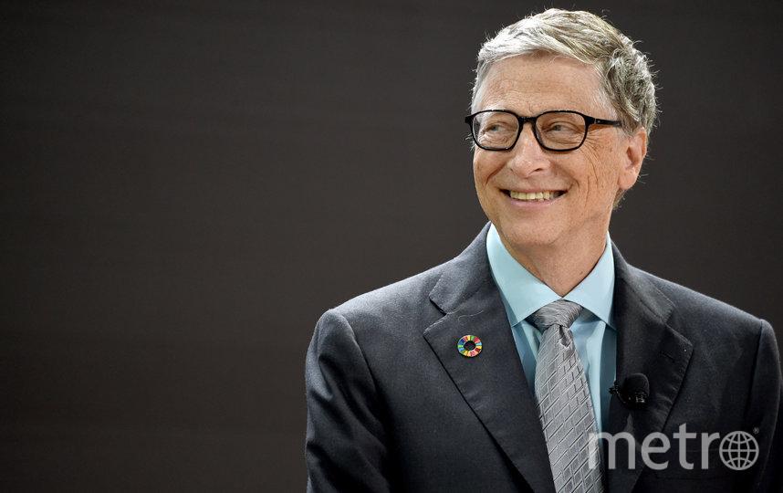 Билл Гейтс опроверг конспирологическую теорию о массовом чипировании. Фото Getty