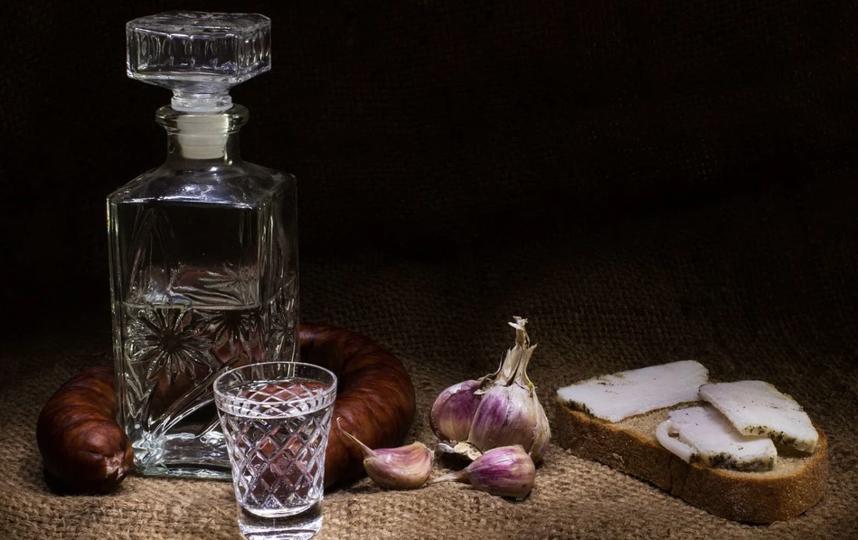 Роскачество признало водку самым безопасным продуктом. Фото Pixabay