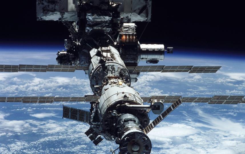 Российские учёные разработали робот-массажёр для космонавтов на МКС. Фото Pixabay
