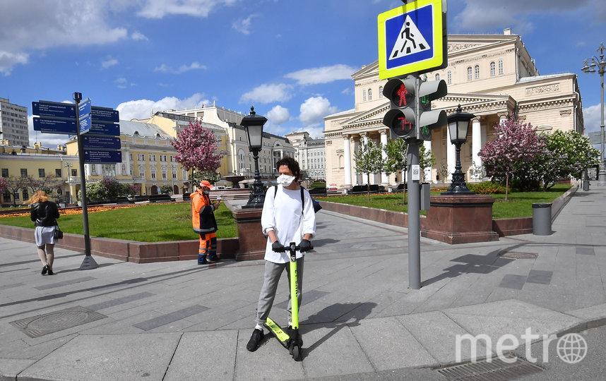 По словам синоптика, всю следующую неделю температура в городе станет постепенно повышаться. Фото AFP