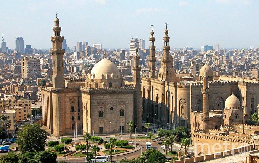 """Каир. Фото pixabay.com, """"Metro"""""""