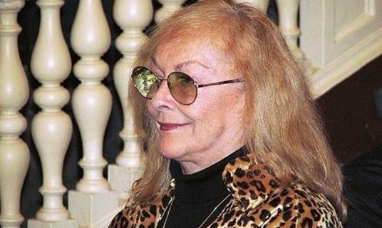 Барбара Брыльска.