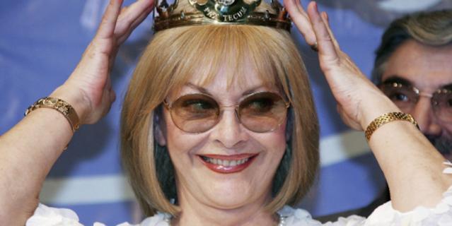 Барбара Брыльска, 2007 год.