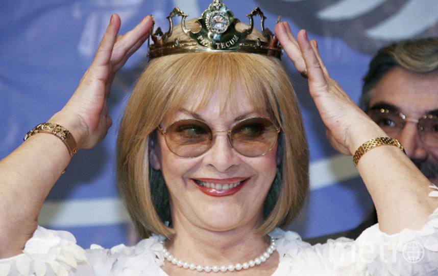 Барбара Брыльска, 2007 год. Фото РИА Новости