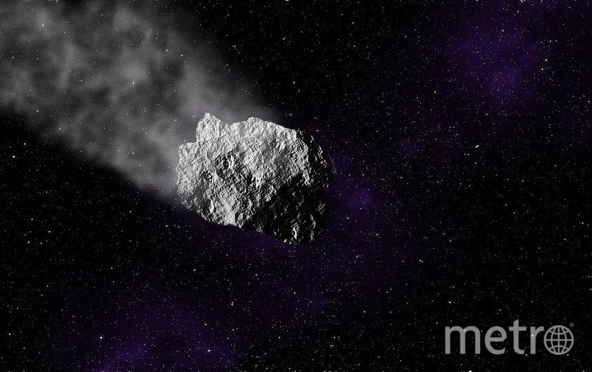 Астероиды часто пролетают рядом с Землёй. Фото pixabay