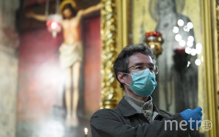 Самое важное сейчас – чтобы приток людей не спровоцировал новую вспышку заболевших коронавирусом. Фото РИА Новости