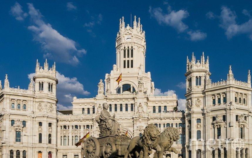 Мадрид. Фото Pixabay