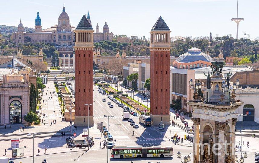 Барселона. Фото Pixabay