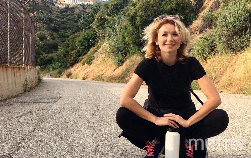 Прилетев в США, Елена еще не знала, что там повторится итальянский сценарий. Фото предоставлено героиней материала