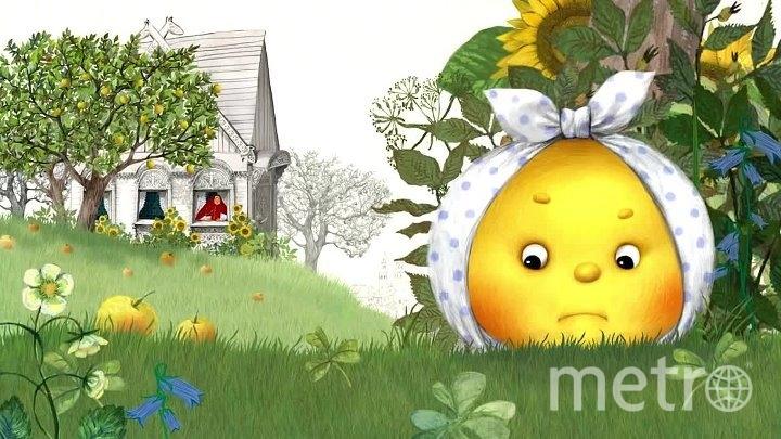 "Кадр из мультфильма ""Колобок"". Фото кадр из мультфильма., kinopoisk.ru"