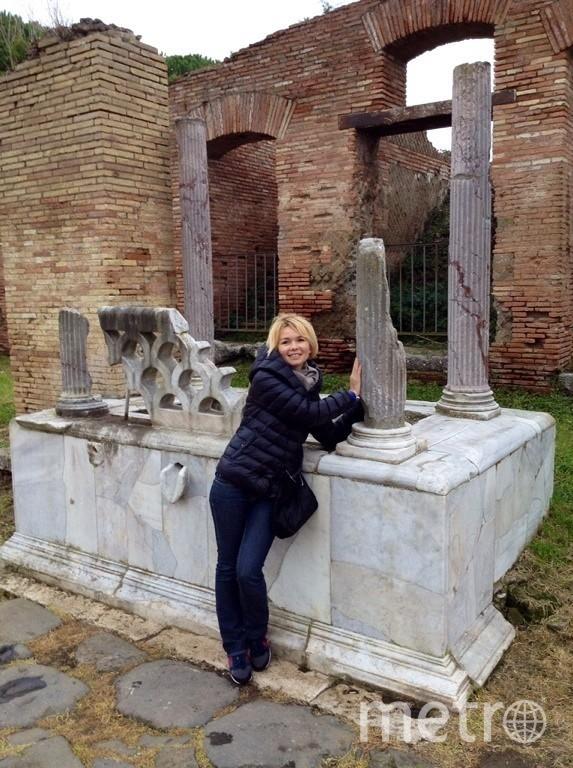 С 2006 года Елена работает гидом в Италии. Фото предоставлено героиней материала