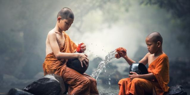 На лекции вы узнаете, что такое буддизм.