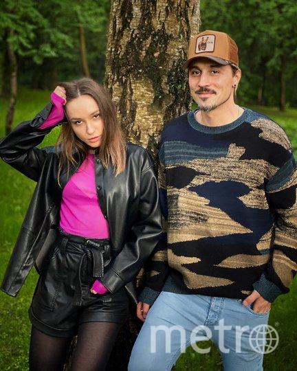Дима Билан и Анна Белан. Фото Скриншот Instagram/bilanofficial