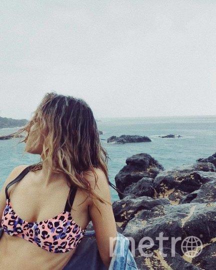 Анна Белан. Фото Скриншот Instagram/annebelan
