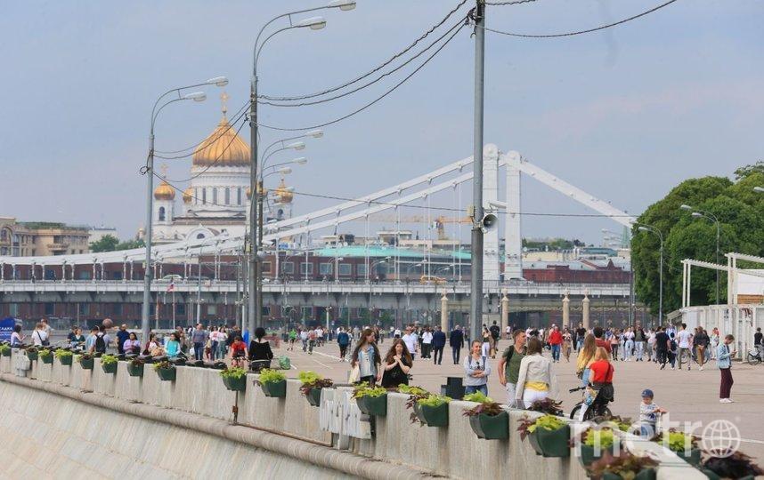 Парк Горького в первые выходные после открытия. Фото Василий Кузьмичёнок