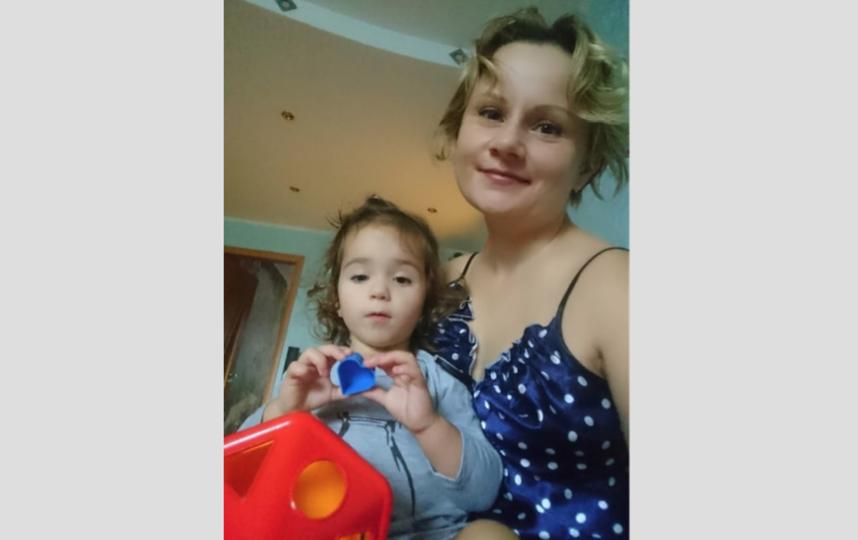 Людмила с дочерью – сейчас девочке уже лучше. Фото предоставила Людмила