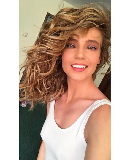 Наталья Ионова. Фото скриншот Instagram @glukozamusic