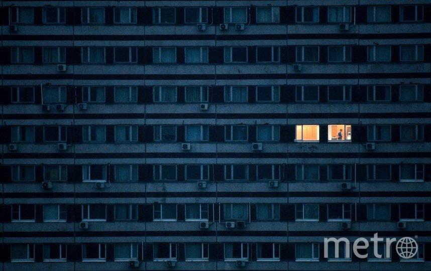 Психологи думают, что не все семьи провели два месяца сидя в квартире без проблем. Фото AFP