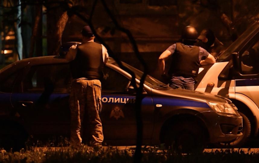 При стрельбе были ранены двое прохожих. Фото Михаил Воскресенский, РИА Новости