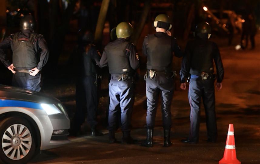 Третий раненый – это полицейский, который принимал участие в операции по задержанию стрелка. Фото Михаил Воскресенский, РИА Новости