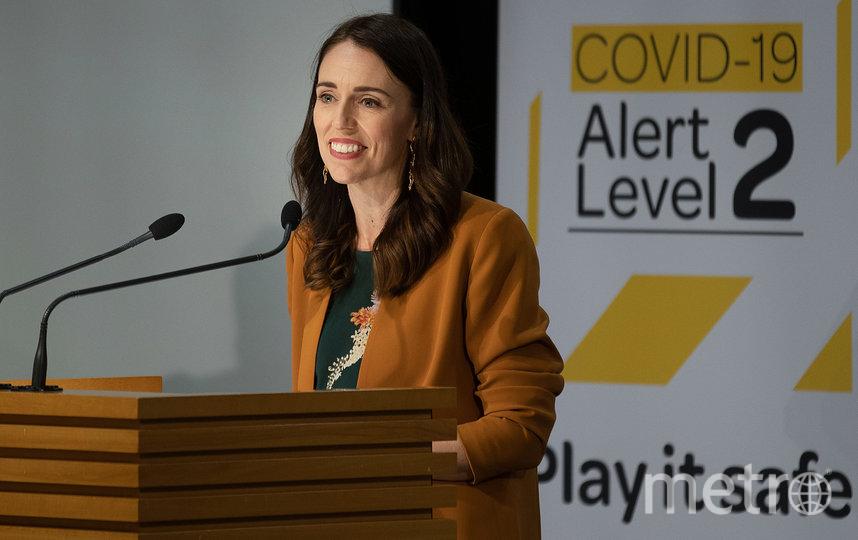 Джасинда Ардерн. Фото AFP