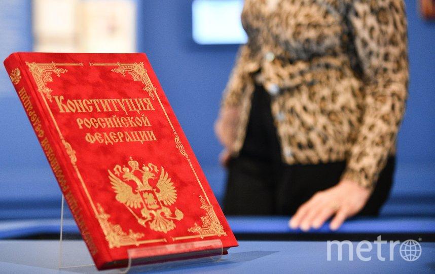 """В столичных аэропортах организуют восемь участков для голосования по поправкам в Конституцию РФ. Фото Агентство """"Москва"""""""